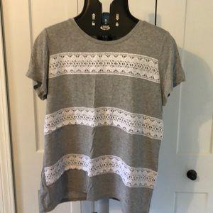 Gray Loft T-shirt